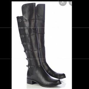 Adrienne Vittadini Black Boot